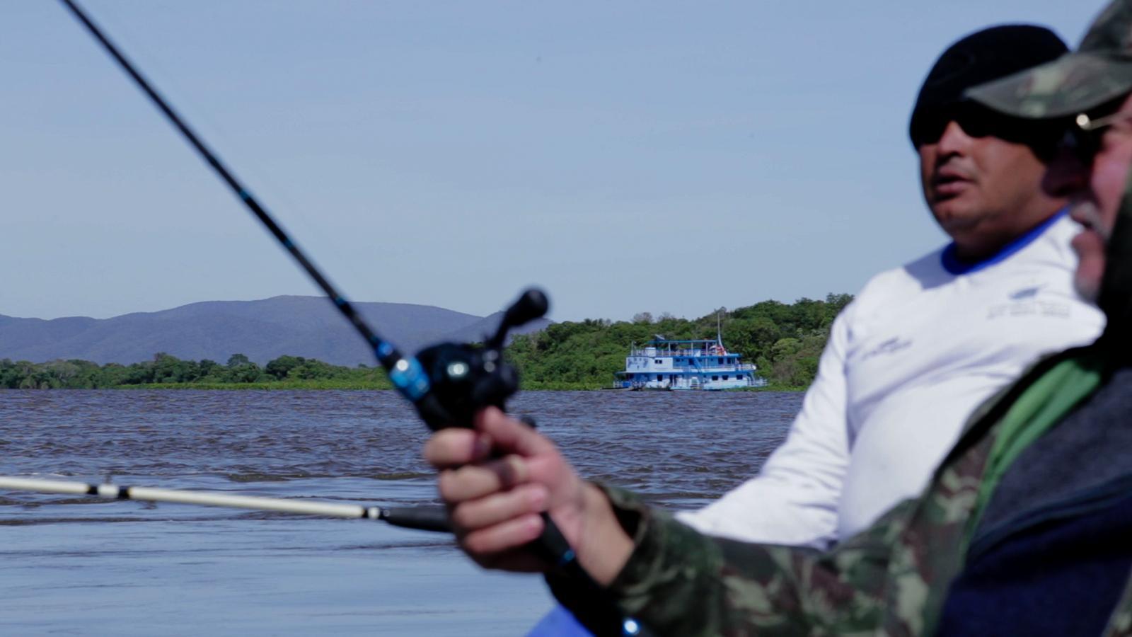 Dicas de Pescaria no pantanal